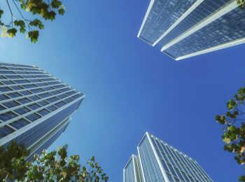 Проект состоит из трех жилых башен